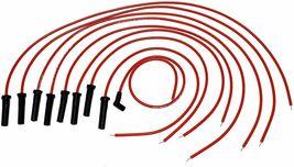 Chrysler Dodge Mopar BB R2R Distributor 413 426 440 8mm Spark Plug 45K Volt Coil image 6