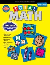 Total Math, Preschool School Specialty Publishing - $15.67