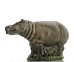 Wade Whimsies Miniature Figurine Whoppas Hippopotamus  image 3