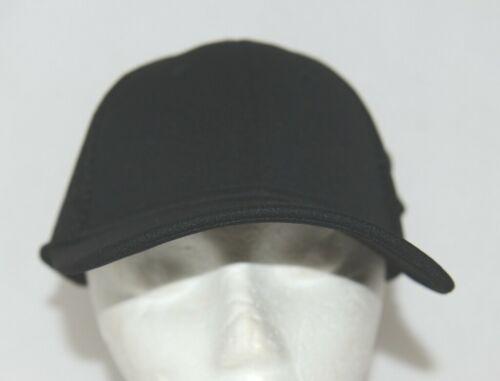 OC SPORTS PFX-120 PROFLEX STRETCH FIT MESH BASEBALL CAP - BLACK