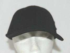 OC SPORTS PFX-120 PROFLEX STRETCH FIT MESH BASEBALL CAP - BLACK image 1