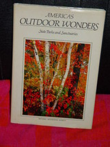 America's Outdoor Wonders State Park & Sanctuaries National Geographic S... - $10.00