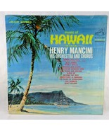Music Of Hawaii Henry Mancini And His Orchestra And Chorus Vinyl RCA Record - $16.00