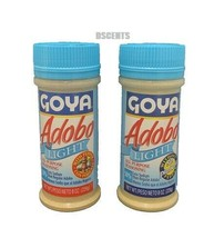 2Pack Goya Adobo Light All Purpose Seasoning With & Without Pepper Sin P... - $14.84