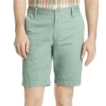Arrow Flat-Front Vintage Chino Shorts New Size 38W Msrp $60.00 - $16.99