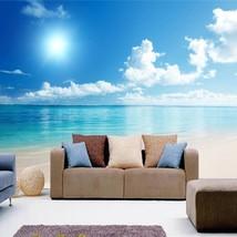 """3D Wallpaper """"Beach""""  - $35.00+"""