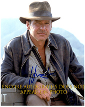HARRISON FORD  Authentic Original  SIGNED AUTOGRAPHED PHOTO w/ COA 40091 - $125.00