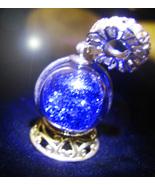 Haunted crystal ball necklace thumbtall
