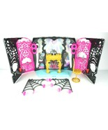 Monster High Party Lounge Room 13 Wishes DJ Set Mattel + Some Accessories - $28.02