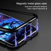 Magnetic Adsorption Phone Case for Samsung Galaxy S8 S9 Plus S7 Note 8 T... - $9.56