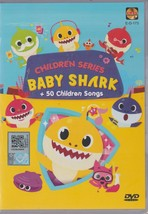 Anime Song DVD Baby Shark + 50 Children Songs English Dubbed - $14.50