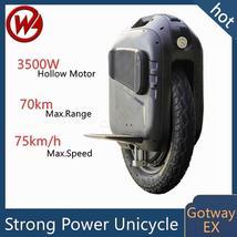 Original Gotway Begode EX Electric Scooter 75KM/H Max Speed  2700wh/100V Battery - $6,059.76