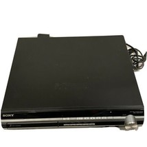Sony DAV-HDX576WF Bravia 5-Disc Changer Dvd Home Theater System AS-IS For Parts - $39.59