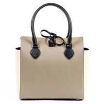 Beige ONE SIZE Michael Kors Ladies Miranda Medium Leather Tote Handbag - $710.33