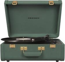 Crosley CR6252A-QL Portfolio Portable Suitcase Record Player Turntable Q... - £86.56 GBP