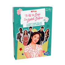 To All The Boys I've Loved Before Board Game; Inspired by the Movie - $14.95
