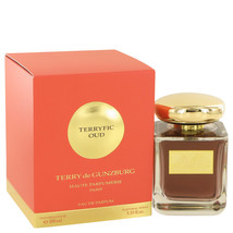 Terryfic Oud by Terry De Gunzburg (Eau De Parfum Spray 3.3 oz) - $174.99