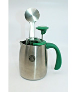 Starbucks Coffee Double Espresso Accessory Set Stainless Steel Thermomet... - $55.89