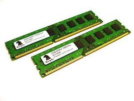 4GB kit  DDR3 1066 MHZ PC3 8500 2x2GB DESKTOP MEMORY - $26.99