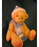 Cherished Teddies.......... Nikki... A Cold Winter's Day Won't Keep Me Away - $9.89