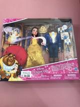 NEW! Disney Princess Enchanted Ballroom Reveal Beauty and the Beast Ship... - $29.08