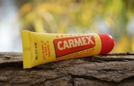 12x Carmex Classic Moisturizing Lip Balm Tube For Chapped Lips Original ... - $16.52