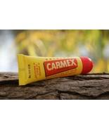 12x Carmex Classic Moisturizing Lip Balm Tube For Chapped Lips Original ... - $16.52