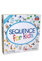 Sequence for Kids Board Game New SEALED Great For Toddlers! - $16.32