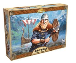 Academy Games 878 Vikings Invasions of England - $65.76