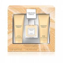 Vera Wang Embrace MARIGOLD & GARDENIA 3pc EDT Perfume Gift Set - $24.75