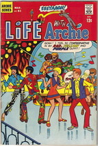 Life With Archie Comic Book #83, Archie 1969 FINE-/FINE - $13.54