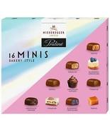 Niederegger LUBECK chocolate marzipan Truffles BAKERY SYLE Minis FREE SHIP - $16.82