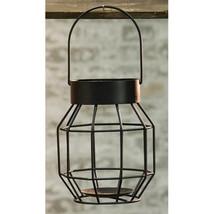 Black Iron Cage Lantern - $38.12