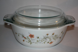 Pyrex Made in England 1Q Casserole Dish With Glass Lid - $26.15