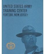 U.S. Army Training Center Fort Dix New Jersey Company D 1977 6th Batta Y... - $88.21