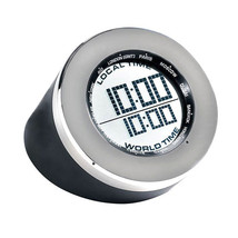 Seth Thomas World Time Multifunction Clock - $26.72