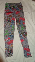 "MARVEL Size Medium Lounge Pajama Pants Waist 23"" Stretches - $9.89"
