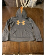 Under Armour Hoodie SweatShirt EUC Youth Large - $15.83