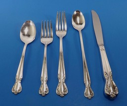 ROGERS 1952 DAYBREAK ELEGANT LADY SILVER PLATE FLATWARE-CHOICE OF PIECES - $3.47+