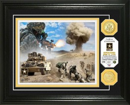 Highland Mint Presents U S Army Military Tribute Bronze Coin Collectables - $99.99