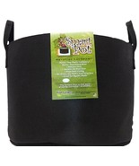 Smart Pots RC20H 14020 Fabric Pot, 20-Gal, Black - $16.87