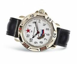 VOSTOK KOMANDIRSKIE. Men`s Russian solder military mechanical watch. 819277 - $26.50