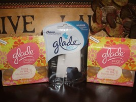 Glade BRING ON THE BLOSSOMS PlugIns Scented Oil Refills 4 Plug Ins Oils - €22,70 EUR