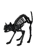 Crazy Bonez Skeleton Cat - $23.18