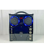 The Singing Machine SML-383 Portable Karaoke Speaker Set w/ Disco Lights... - $14.85