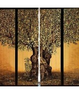 Curtains Solitary Olive Tree Print Backdrop 13475 - $38.09