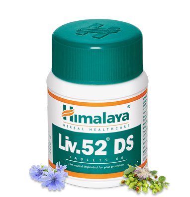 Primary image for Himalaya Liv. 52 DS Tablets - Liver Care -Unparalleled in liver care -60 Tablets