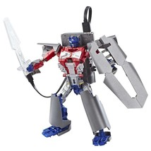 Transformers Converting Power Bank Optimus Prime Hascon Exclusive - RARE... - $64.01