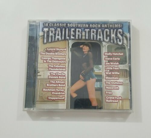 Primary image for Trailer Tracks 18 Southern Rock Anthems CD 2003 UTV Records