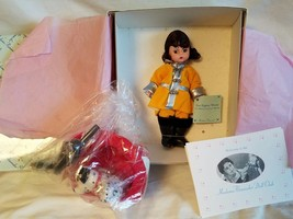 "Firefighter Wendy Madame Alexander # 31270 Doll 8"" Original Box & Access... - $39.97"
